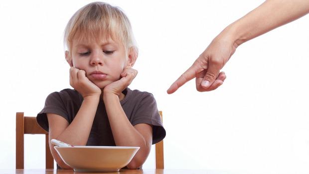 Comer virou problema para o seu filho?