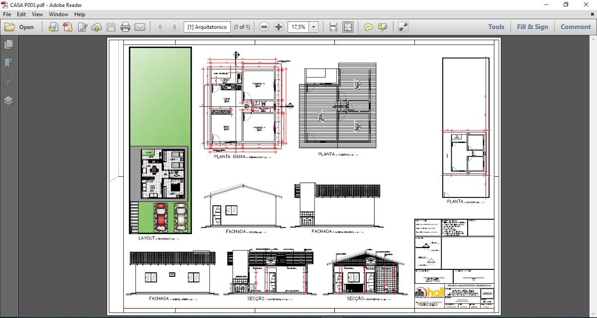 Diferenças entre Projeto Arquitetônico e Planta Baixa