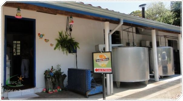 Queijos Itupeva - Turismo Rural e Café Colonial