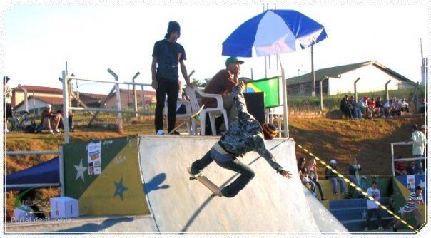 Pista de Skate Municipal