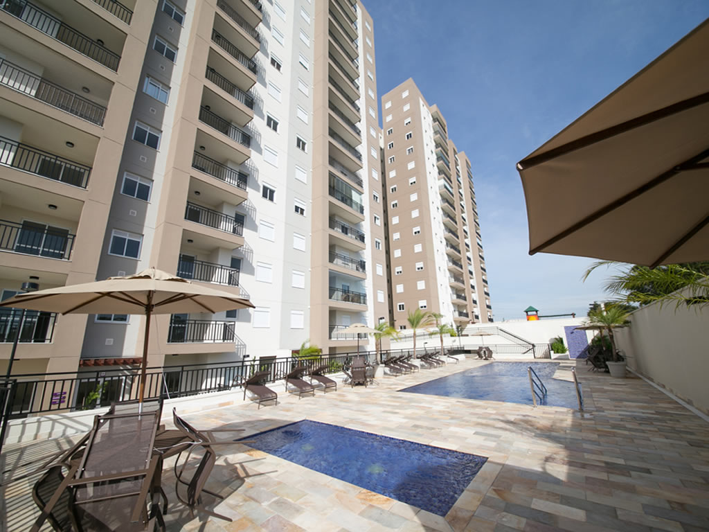 Apartamentos Soneto Residencial - Engordadouro Jundiaí