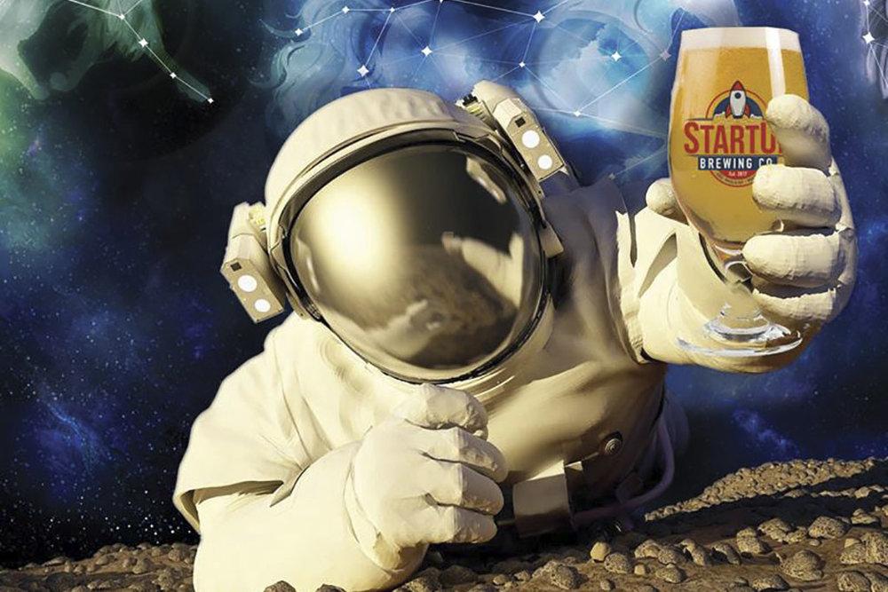 Cervejaria Startup Brewing - Itupeva