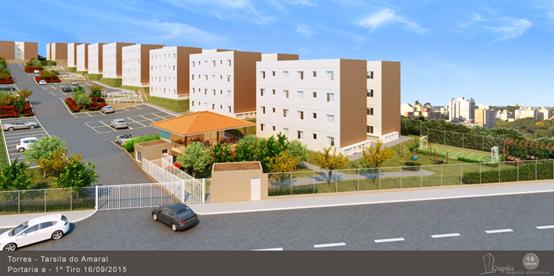 Residencial Tarsila do Amaral I e II
