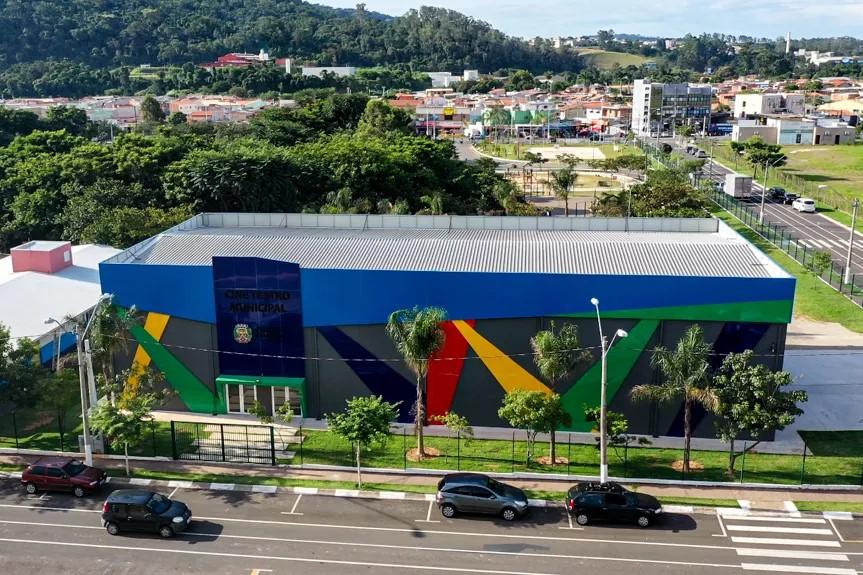 Inauguração do Cine Teatro Itupeva é hoje
