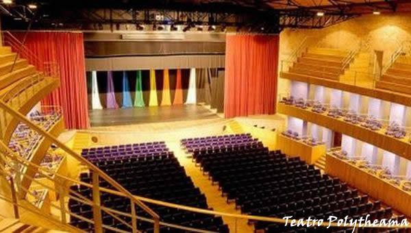 Teatro Polytheama Jundiaí - SP