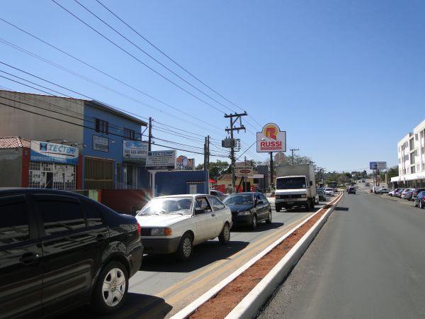 Trânsito em Itupeva