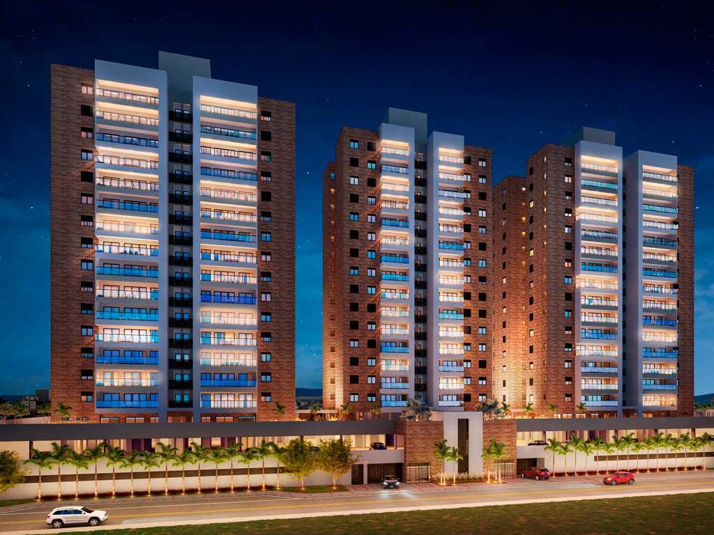 Apartamentos Terraço Vila Bela Jundiaí