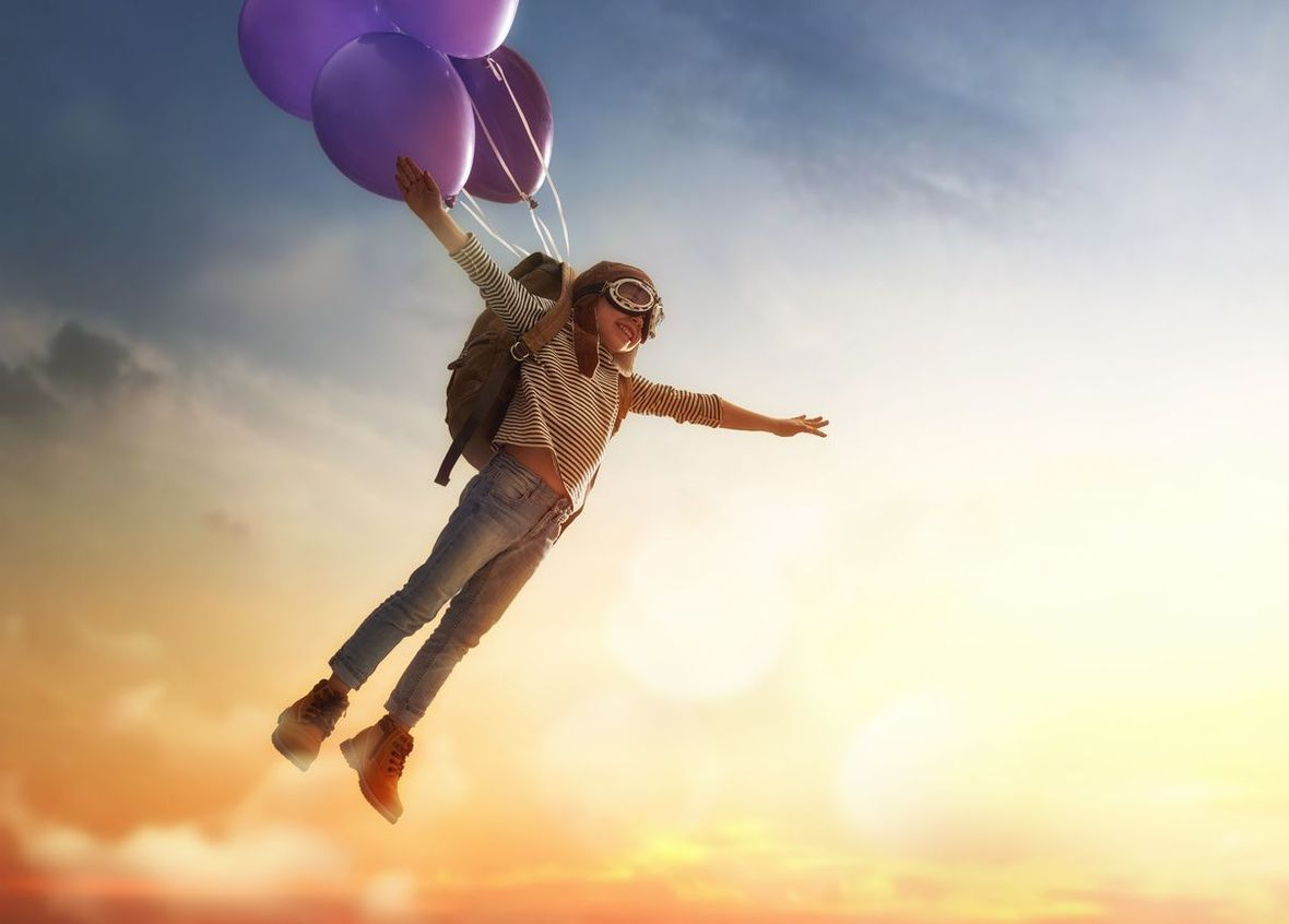 Quem te ama não te prende te ensina a voar