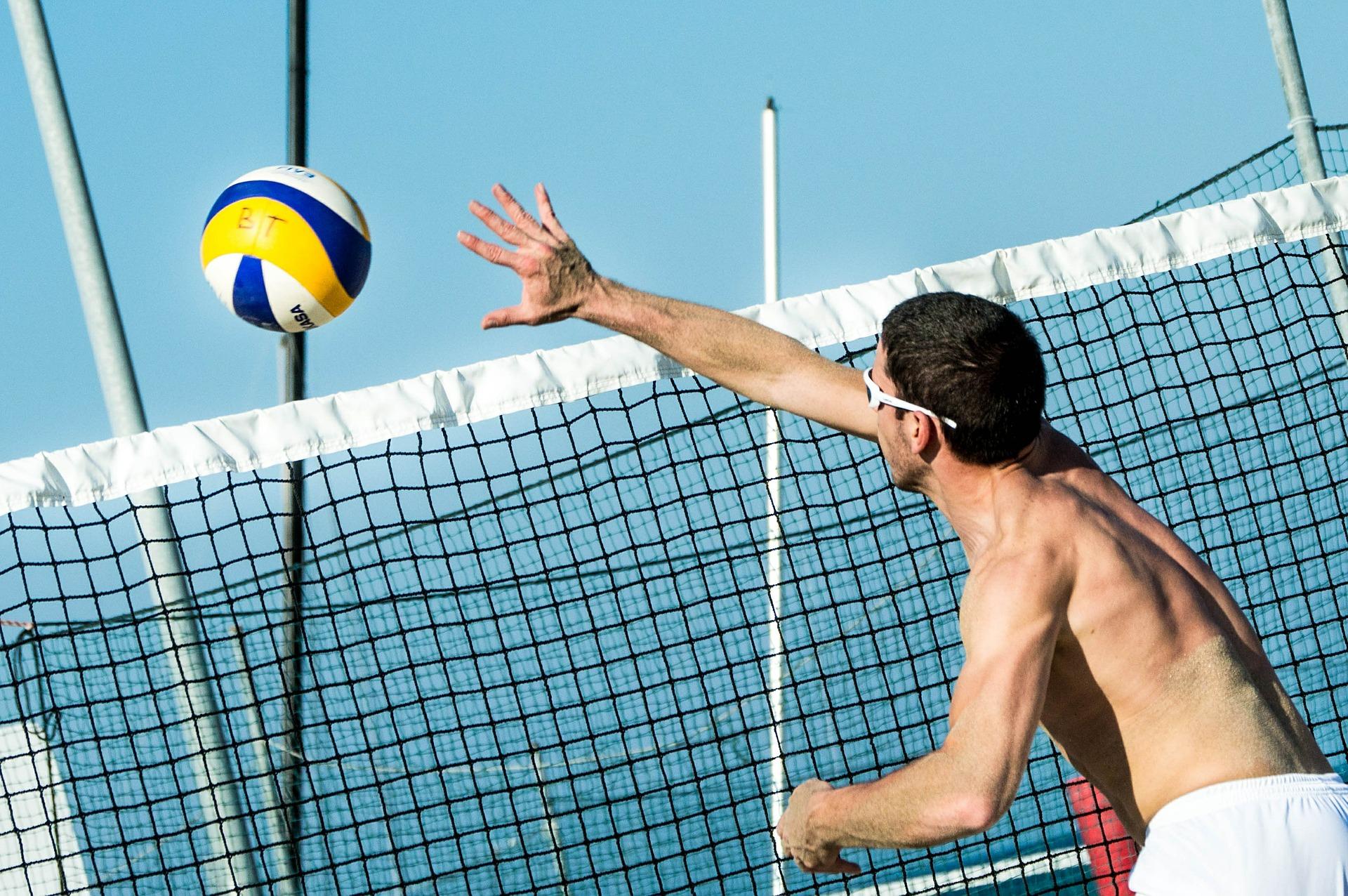 Vôlei de praia masculino de Itupeva está na semifinal