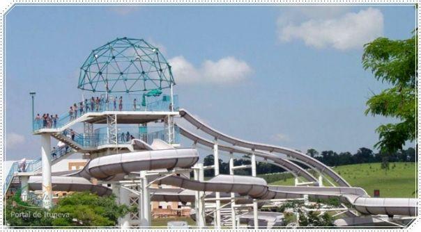 Inauguração do Parque Aquático Wet'n Wild em Itupeva
