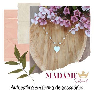 Madame Sobral Semi Joias